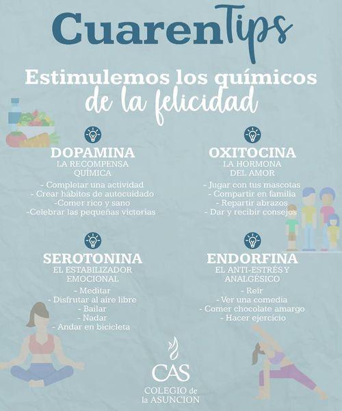 La ciencia de la felicidad #CuarenTips #55añosCAS